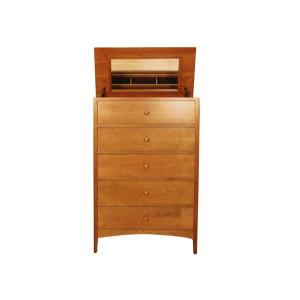 5 Dwr Lift Top Chest