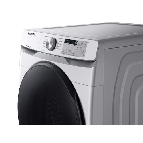 4.5 cu. ft. Front Load Washer with Steam in White