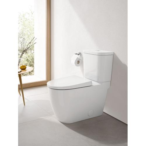 Grohe - Essence Two-piece Dual Flush Right Height Elongated Toilet With Seat