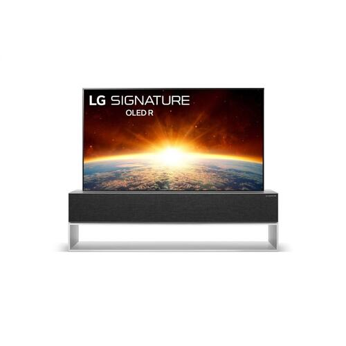 LG SIGNATURE OLED TV RX - 4K HDR Smart TV - 65'' Class (64.5'' Diag)