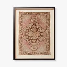 See Details - 0350820021 Vintage Turkish Rug Wall Art