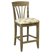 Model 13 Counter Stool Upholstered