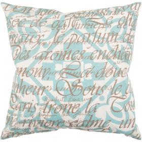 "Decorative Pillows JS-045 22""H x 22""W"