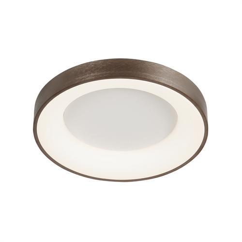 """Sway 19"""" Round LED Flush-Mount"""