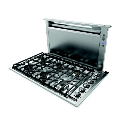 "48"" Rear Downdraft w/ Controls on Front - VDD5480"