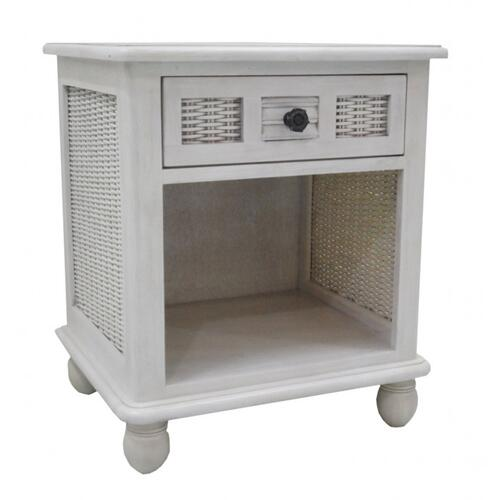 Bay Breeze One Drawer Nighstand