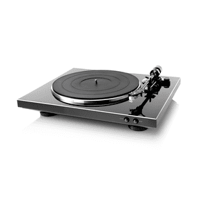Fully Automatic Analog Turntable in Black
