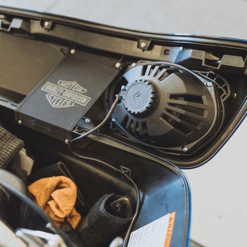 Rockford Fosgate - Power Harley-Davidson® Saddlebag Audio Kit (2014+)