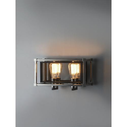 Refine 2-Light Wall Sconce