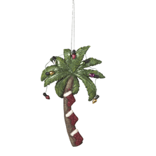 Christmas Palm Tree Ornament