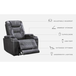 Signature Design By Ashley - Composer Power Recliner