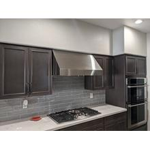 See Details - Imperial WH1900PSB Wall Range Hood w/ Baffle Filters