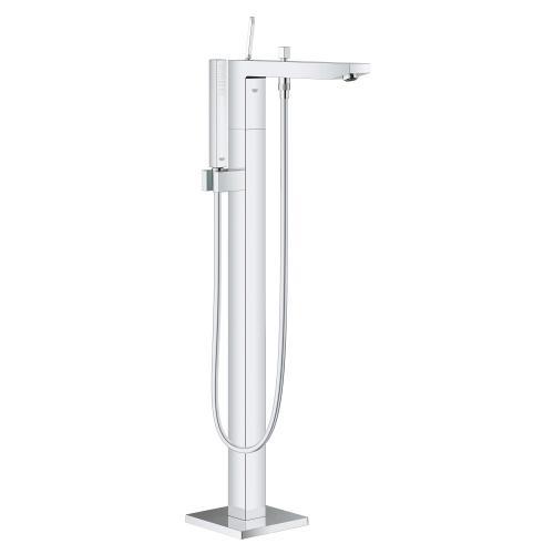 Eurocube Single-handle Freestanding Tub Faucet