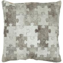 Mason Pillow - Multi / Grey