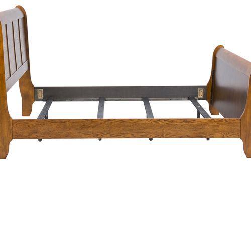 Liberty Furniture Industries - King Sleigh Rails
