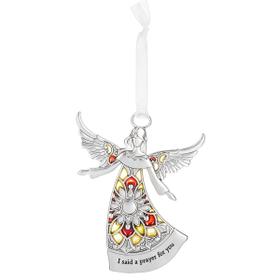 Angel Ornament - I said a prayer for you