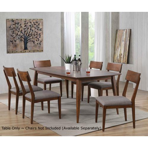"Rectangular Dining Table - Mid Century (78"")"
