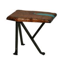 Steel Traditions - Laramie End Table