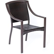 Orleans Wicker Square Back Chair - AFL10100F01