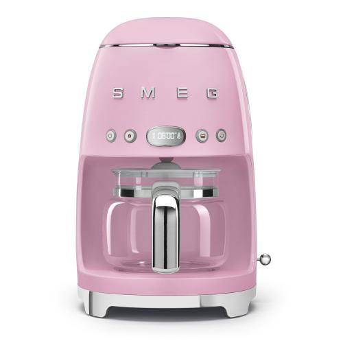 Drip Coffee Machine, Pink