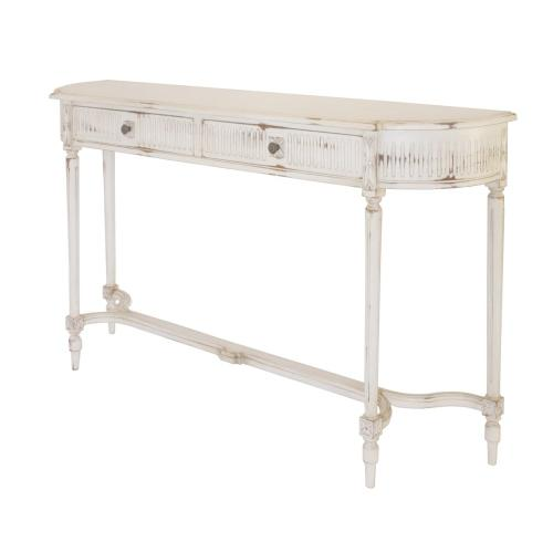 Provencal 2 Drawer Console