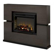 See Details - Linwood Electric Fireplace