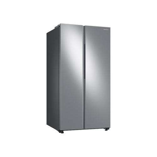 28 cu. ft. Smart Side-by-Side Refrigerator in Stainless Steel