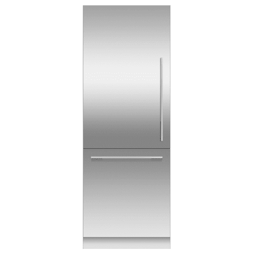 """Product Image - Integrated Refrigerator Freezer, 30"""", Ice & Water"""