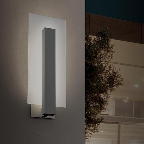 Sonneman - A Way of Light - Midtown LED Sconce [Size=Short, Color/Finish=Textured Gray]