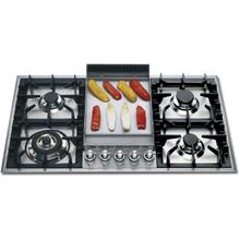 36 Inch Stainless Steel Natural Gas Cooktop