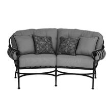 See Details - Athens Crescent Loveseat