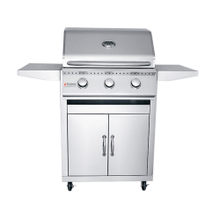 """See Details - 26"""" Premier Portable Grill - Natural Gas"""