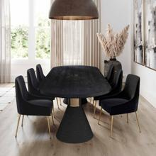 View Product - Rishi Black Rope Table