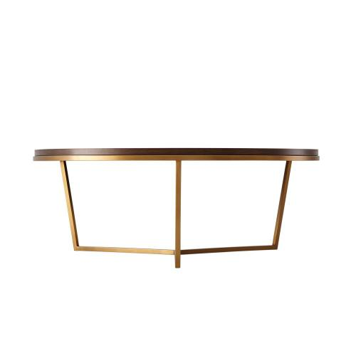 Fisher Round Cocktail Table