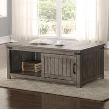 See Details - Storehouse Coffee Table