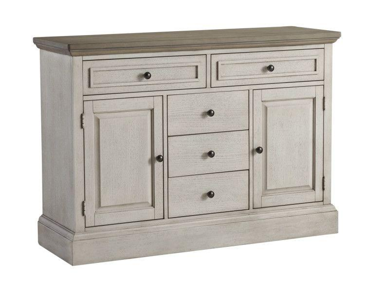 Dakota Sideboard, Two Tone Finish