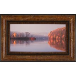 Early Fall Morning At the Lake
