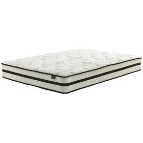 Chime 10 Inch Hybrid 10 Inch Queen Mattress and Pillow