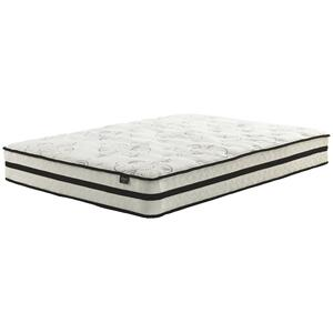 Chime 10 Inch Hybrid California King Mattress In A Box