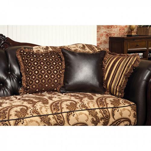 Furniture of America - Bonaparte Love Seat