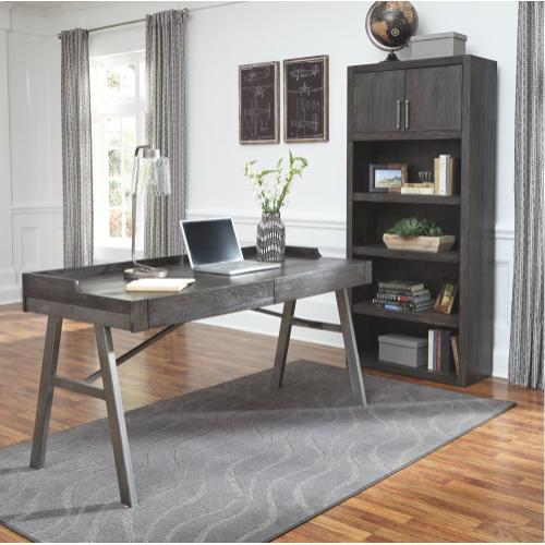 Home Office Desk and Storage