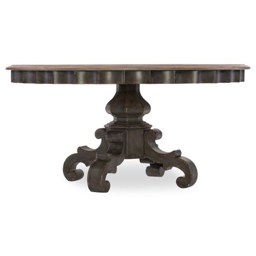 Product Image - Arabella 60in Round Pedestal Dining Table