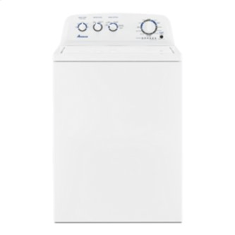 Amana™ 4.4 cu. ft. Top-Load Washer with Dual Action Agitator