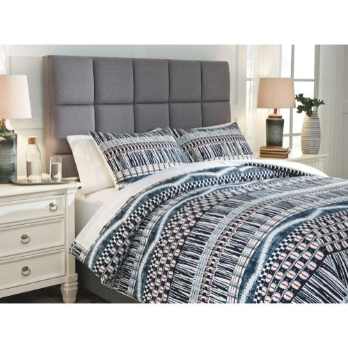 Shilliam 3-piece King Comforter Set