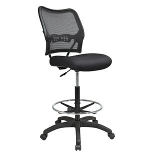 See Details - Deluxe Airgrid Back Drafting Chair