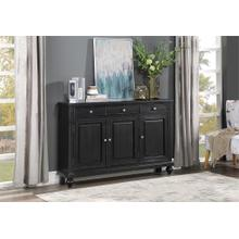 See Details - 3 Drw 3 Dr Credenza
