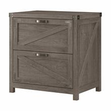 See Details - 2 Drawer Lateral File Cabinet, Restored Gray