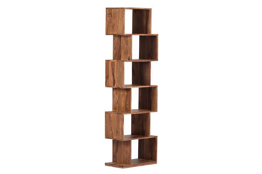 Porter International DesignsUrban 6 Shelf Bookcase, Hn-8043
