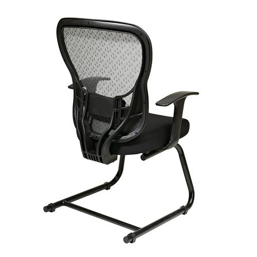 Deluxe R2 Spacegrid Back Visitors Chair