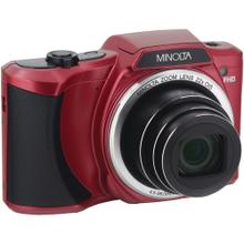 20.0-Megapixel 1080p Full HD Wi-Fi® MN22Z Digital Camera with 22x Zoom (Red)